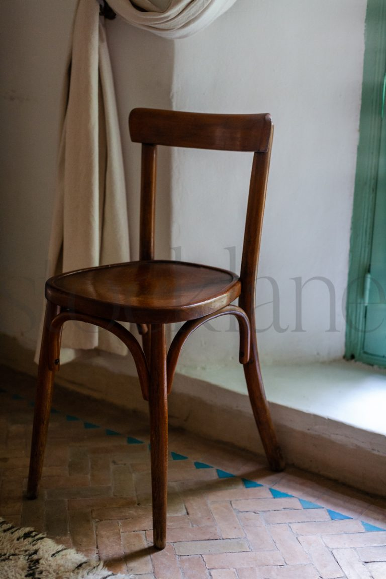 Vertical Stock photo of a chair