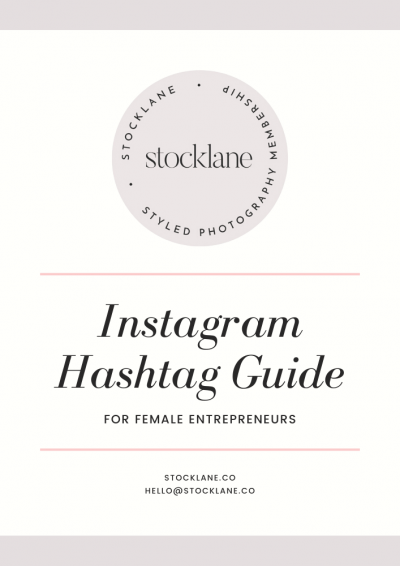 Stocklane Instagram Hashtag Guide