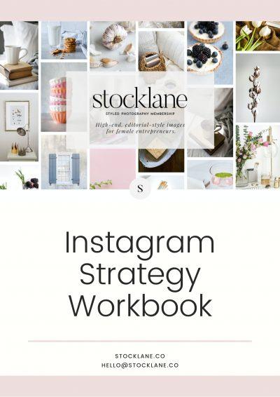 Instagram Strategy Workbook